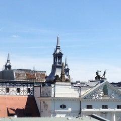Photo taken at Hotel Savoy Berlin by Anna M. on 6/7/2014