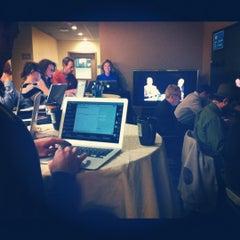 Photo taken at Oregon Public Broadcasting by Enya on 10/9/2012