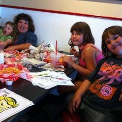 Photo taken at Freddy's Frozen Custard & Steakburgers by Kimberly M. on 6/15/2013