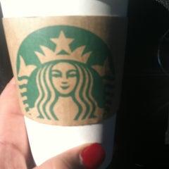 Photo taken at Starbucks by Sage M. on 9/29/2012