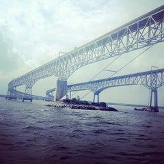 Photo taken at Chesapeake Bay by Jim H. on 7/5/2013
