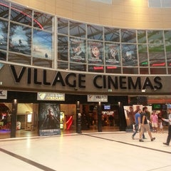 Photo taken at Village World Cinemas by Andrea D. on 7/15/2013