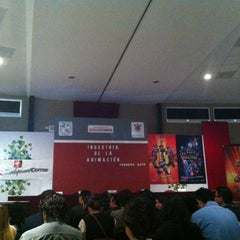 Photo taken at UAQ Centro de Negocios by Ruu on 2/14/2013