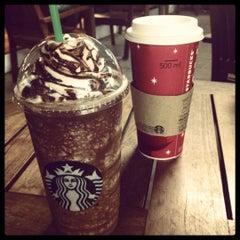 Photo taken at Starbucks by Octavio Q. on 12/1/2012