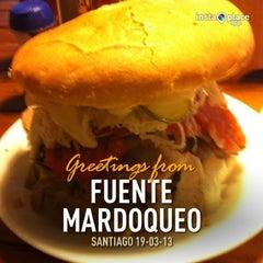 Photo taken at Fuente Mardoqueo by Antonio B. on 3/19/2013
