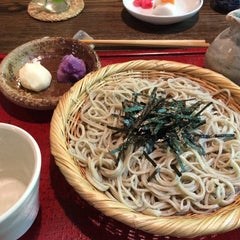 Photo taken at 手打そば くりはら by Souhei T. on 5/25/2014
