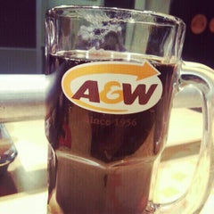Photo taken at A&W by Luiz N. on 12/21/2012
