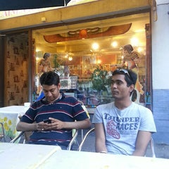 Photo taken at El Karim by Kishore G. on 8/1/2013