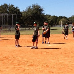 Photo taken at Buddy Baseball by Ron on 10/20/2012