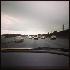 Photo taken at US-101 (Bayshore Fwy) by Norma Jean on 3/31/2013