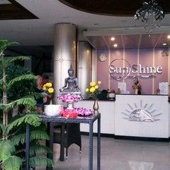 Photo taken at Sun Shine Resort by Petr B. on 4/14/2014