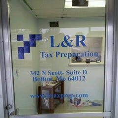 Photo taken at L & R Tax Preparation by Bruce M. on 11/9/2012