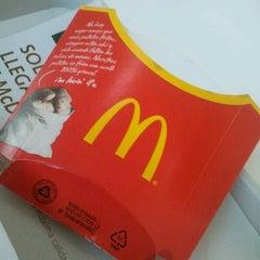 Photo taken at McDonald's by Jose H. on 9/22/2012