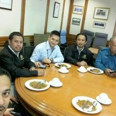 Photo taken at Jabatan Peguam Negara by Kabashitor U. on 1/20/2015