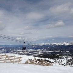 Photo taken at Winter Park Resort by Joe P. on 3/8/2013