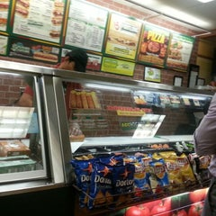 Photo taken at Subway Sandwiches by Michael N. on 9/27/2012