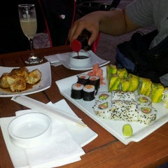 Photo taken at Ocho Sushi - Bar by Pilar B. on 1/18/2013