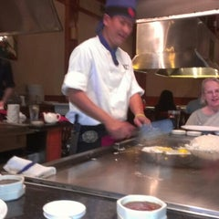 Photo taken at Osaka Japanese Restaurant by Americandream M. on 3/28/2013