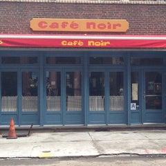Photo taken at Cafe Noir by vivianne i. on 9/30/2014