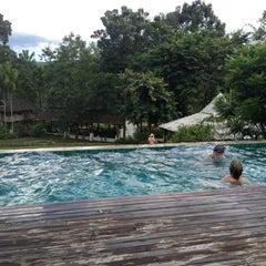 Photo taken at Ban Rai Lanna Resort by Arend on 8/6/2013
