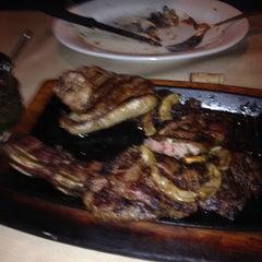 Photo taken at El Patio Argentine Café by Joyce on 12/22/2013