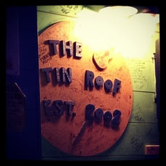 Photo taken at Tin Roof by Brent B. on 4/21/2013