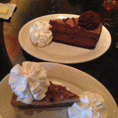 Photo taken at The Cheesecake Factory by Farrah A. on 12/27/2012