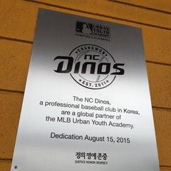 Photo taken at MLB Urban Youth Academy by HyunChang K. on 1/30/2016