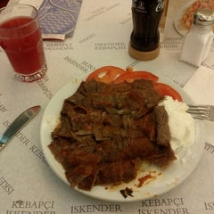 Photo taken at İskender by Samican k. on 3/4/2013