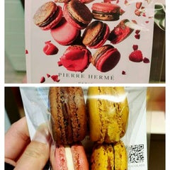 Photo taken at Pierre Hermé by 🎀Ying🎀 on 10/19/2015