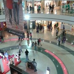 Photo taken at Inorbit Mall by Mahendra Varma E. on 9/30/2012