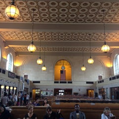 Photo taken at New Haven Union Station by Clayton on 7/2/2013