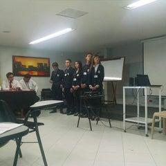 Photo taken at Sena centro de servicios financieros by Lisseth D. on 11/28/2014