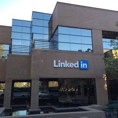 Photo taken at LinkedIn Building 2 by Hirotaka I. on 3/12/2014