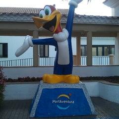 Photo taken at Hotel PortAventura by Nuria M. on 9/17/2012