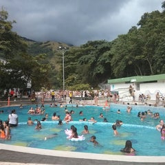Photo taken at Balneario Las Trincheras - Aguas Termales by Alex R. on 8/20/2013
