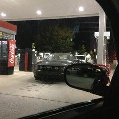 Photo taken at Kroger Fuel by Jennifer Y. on 10/22/2012