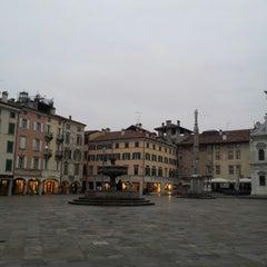 Photo taken at Place San Iacum by Luca Giantin on 12/25/2012
