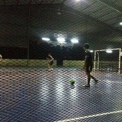Photo taken at JPS Futsal Ampang by aisyah z. on 3/31/2014