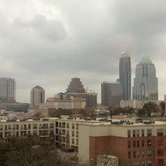 Photo taken at Sheraton Austin Hotel At The Capitol by Saša Š. on 3/9/2013