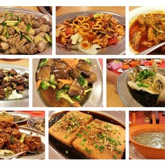 Photo taken at Beserah Seafood Restaurant by Chris G. on 10/5/2012