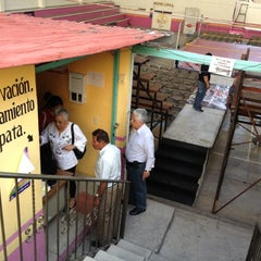Photo taken at Municipio Emiliano Zapata by Myriam A. on 10/13/2012