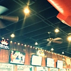 Photo taken at Hooters Siegen Lane by Marc G. on 5/28/2014