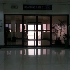 Photo taken at NAIA Terminal 4 (Central Paging Counter) by shinobi101 j. on 1/17/2013