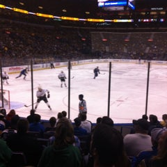 Photo taken at Scottrade Center by Katie B. on 3/17/2013
