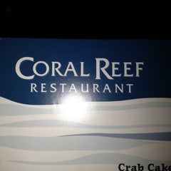Photo taken at Coral Reef Restaurant by Paulo R. on 12/24/2012