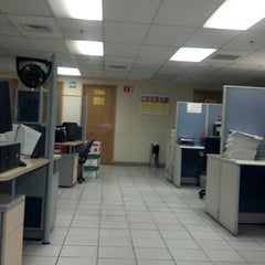 Photo taken at DHL by Lhuis Xhorro S. on 9/18/2012