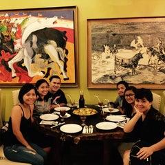 Photo taken at Ipar's Restaurante Y Bar De Tapas by Nicolli G. on 5/1/2015