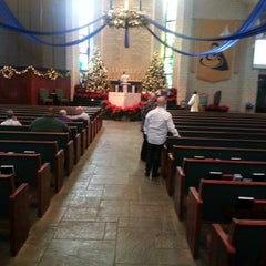 Photo taken at Cathedral of Hope by Dwight on 12/2/2012