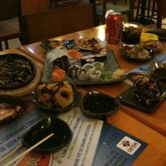 Photo taken at Gendai by Leandro S. on 9/25/2012
